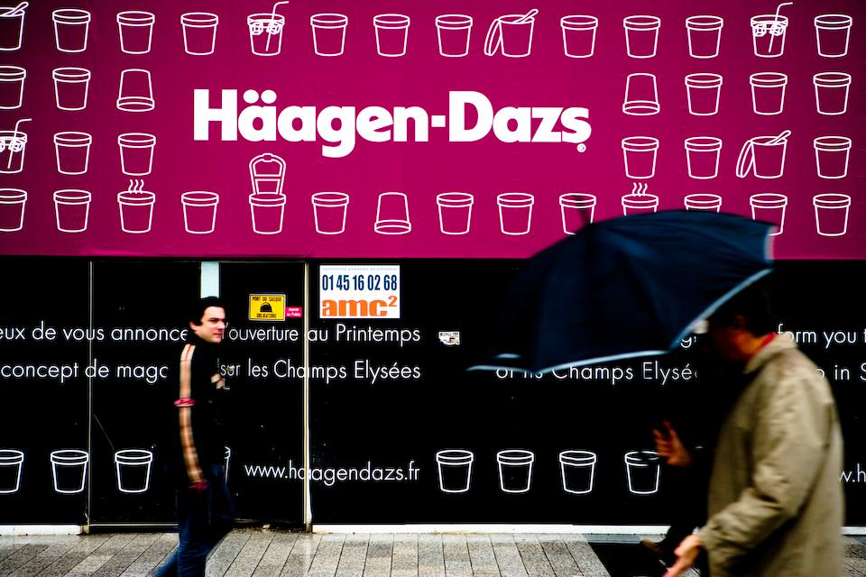 Haagen-Datz