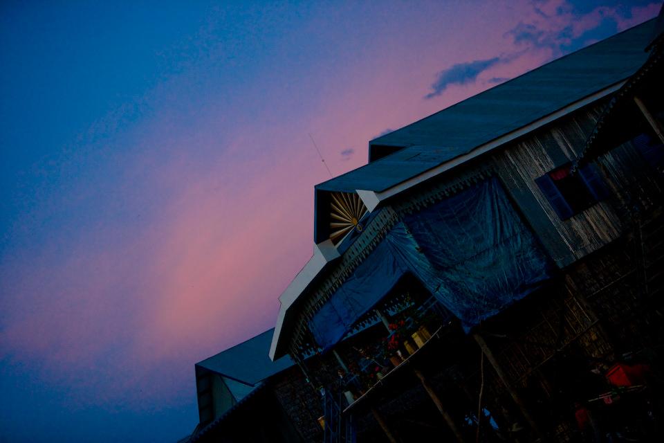 Kampong Phlok sunset #3