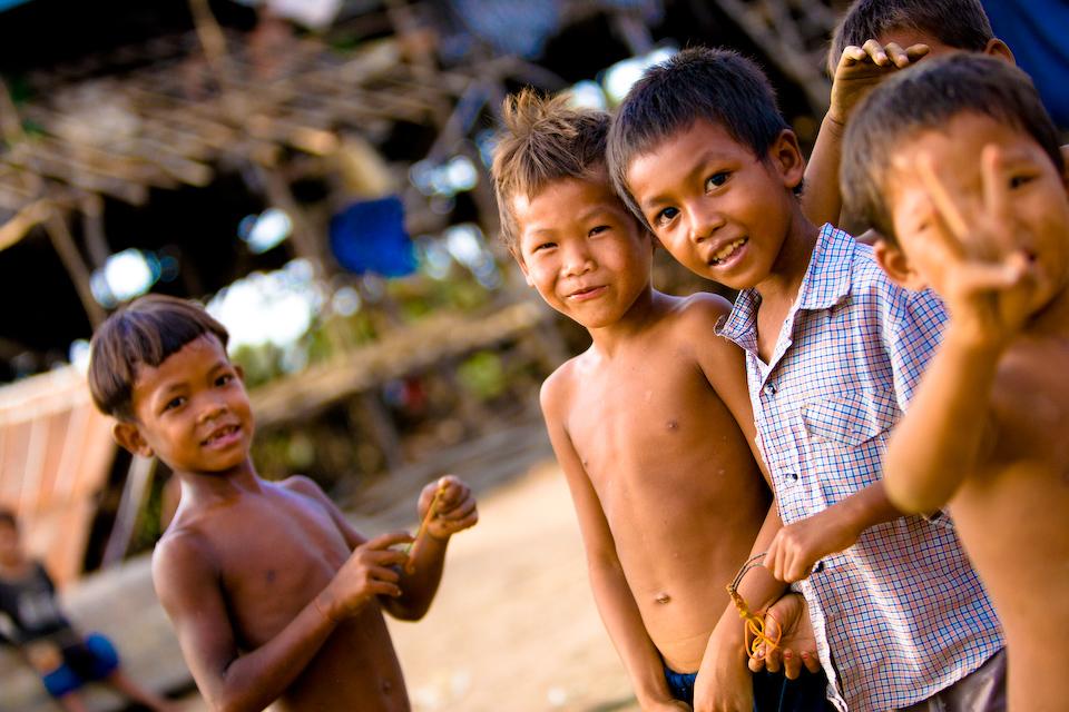 Kids of Kampong Phluk #3