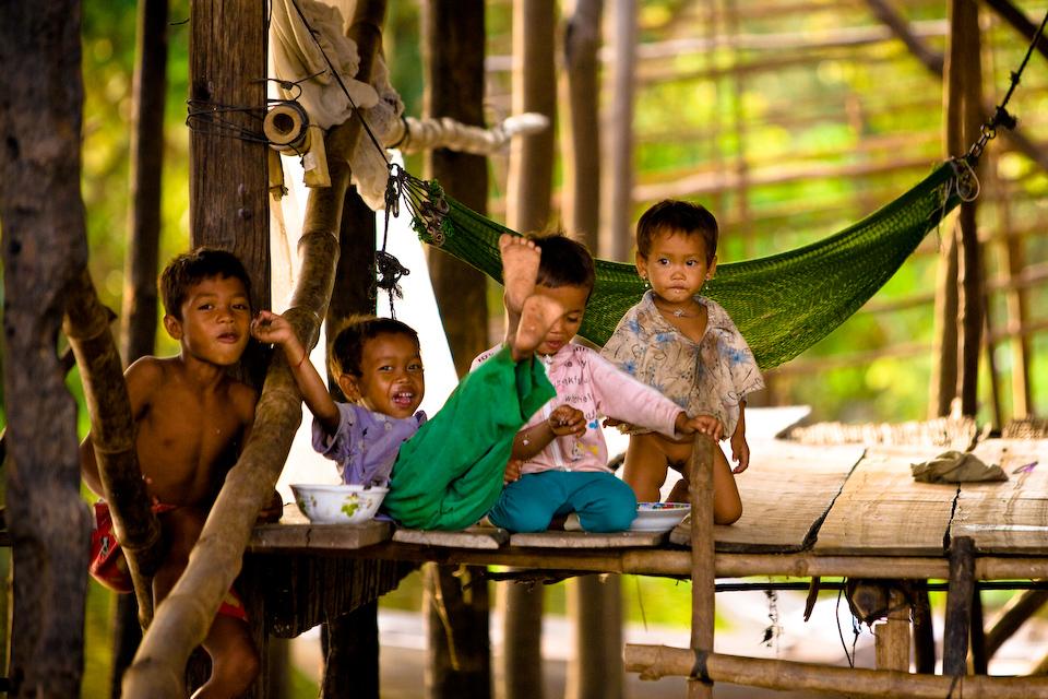 Kids of Kampong Phluk #2