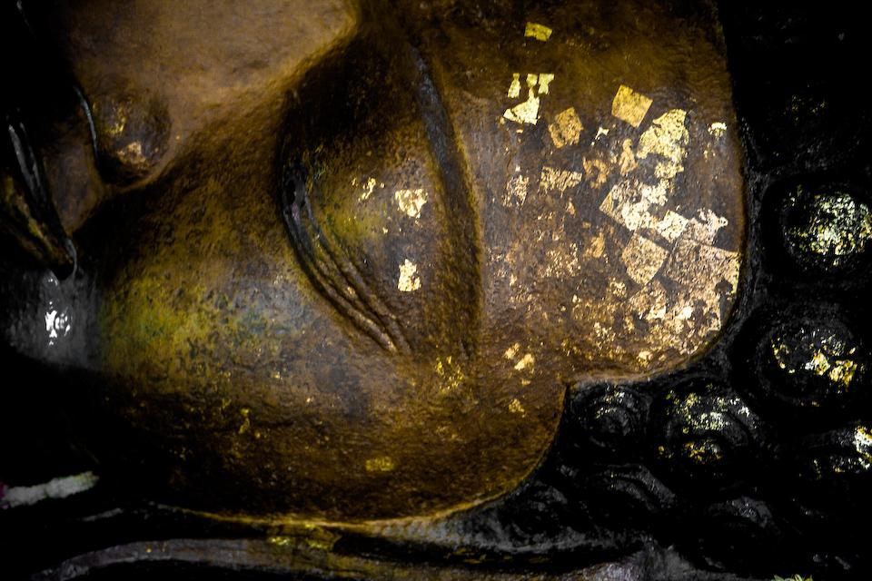 Buddha statue of Phon Kulen