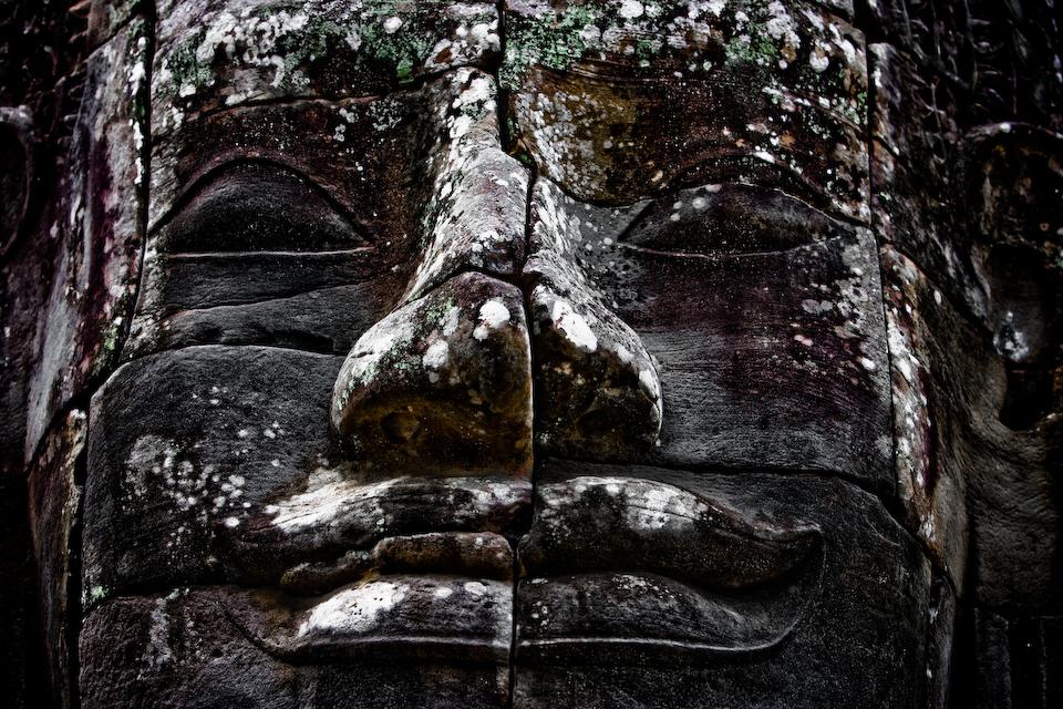 Bodhisattva of Bayon.