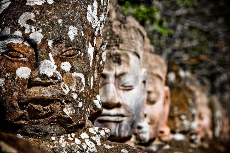 Asuras of Angkor Thom #2